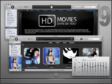 Soliq iTunes 9 Mod