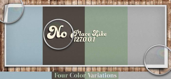 No Place Like 127.0.0.1