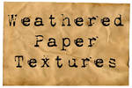 Weathered Paper Textures