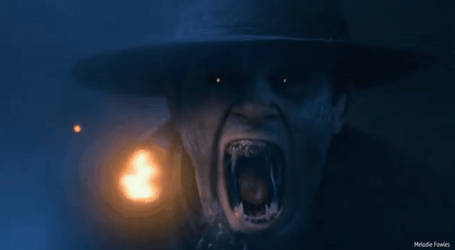 Abraham Lincoln: Vampire Hunter by Melodiezmelz