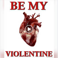 Valentines Day Horror Style