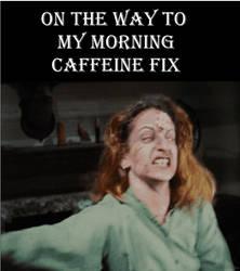 CAFFEINE! by Melodiezmelz