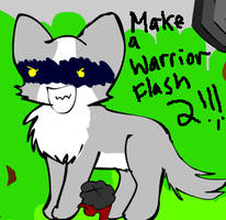 Make a warrior cat 2