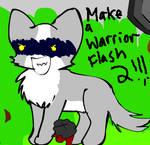 Make a warrior cat 2