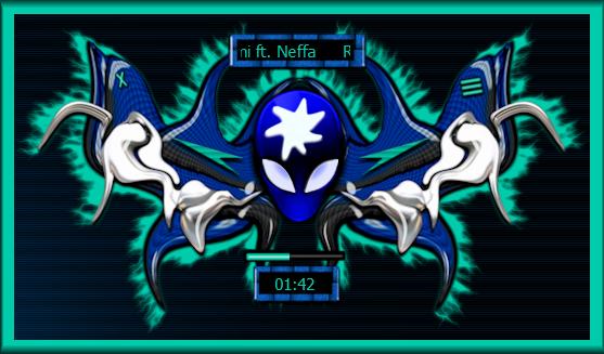 Alien Magnetic Halo by Mr Rearm by MrRearm