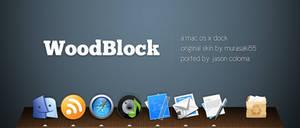 WoodBlock Dock