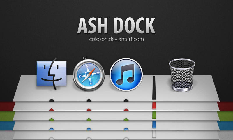 Ash Dock by coloson