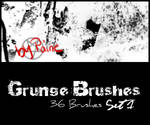 Grunge Brushes -Set1-