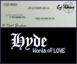 Words Of Love by NemesisDivina666