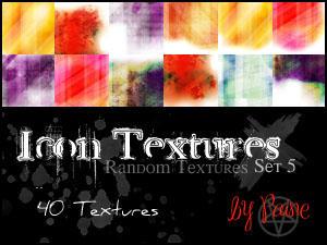 Icon Textures Set 5 by NemesisDivina666