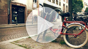 GIF - Morgane's red bike by turst67