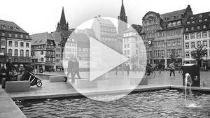 GIF - Fountain in Strasbourg by turst67