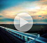 GIF - Sunset train 2