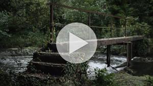 GIF - Old bridge by turst67