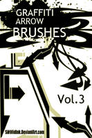 Graffiti Arrow Brush Pack 3 by SikWidInk