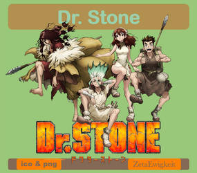 Dr. Stone Icon by ZetaEwigkeit
