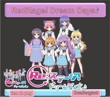 Re:Stage! Dream Days Icon by ZetaEwigkeit