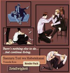 Pack Render's Saezuru Tori wa Habatakanai