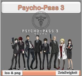 Psycho-Pass 3 Icon