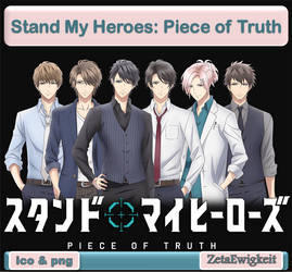 Stand My Heroes: Piece of Truth Icon