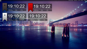 xClock for Rainmeter