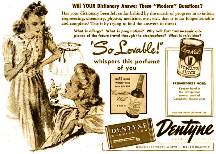 1940 Cosmopolitan Brushes by moolis