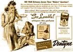1940 Cosmopolitan Brushes
