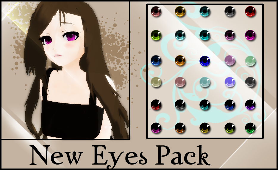 Eyes Pack by Rashys