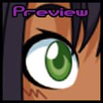 Elena (OC) idle animation