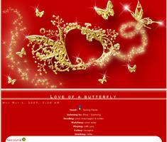 Lovebutterfly Journal