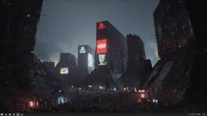 4k Blade Runner