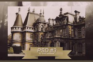 PSD #3 - noble by khaleesier