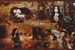 PSD #4 - Fallen Leaves of Autumn