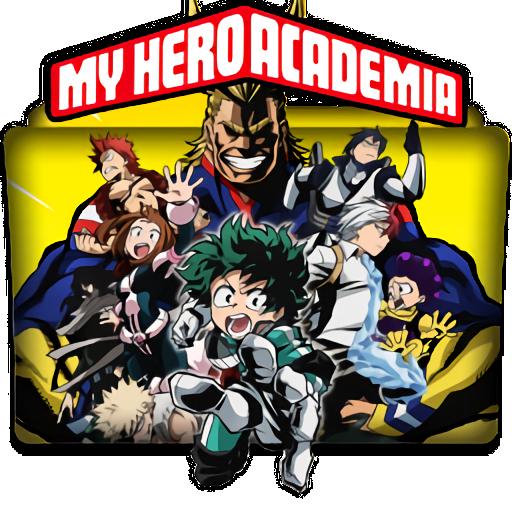 My Hero Academia Png: Folder Icon By Kaz-Kirigiri On DeviantArt