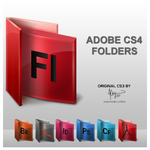 Adobe CS4 Folders