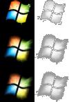 Windows 7 Flag Start Button by cclloyd9785