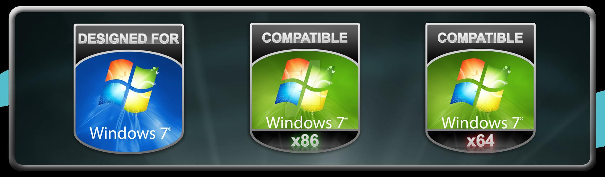 Windows 7 Icons by cclloyd9785