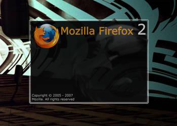 Firefox 2 Splash Screen by stuartwood89