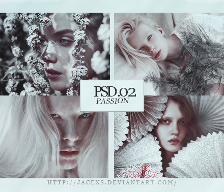 PSD 02 - Passion by jacexs