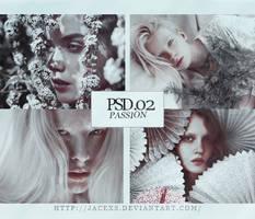 PSD 02 - Passion by jacexs