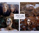 PSD 09 - Sunset by jacexs