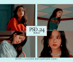 PSD 24 - Solo by jacexs