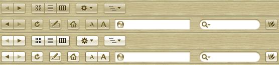 Golden Elvish for Styler by WickedDesktop