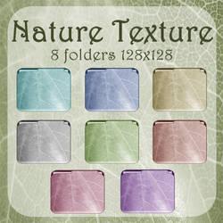 Nature Texture Folders