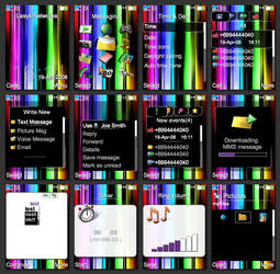 Rainbow SE Theme