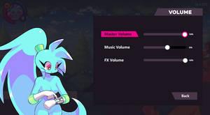 Working on game menu!