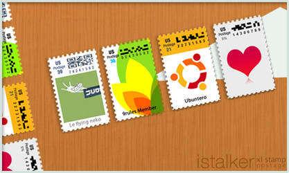 xl stamp postage by chaos-kaizer