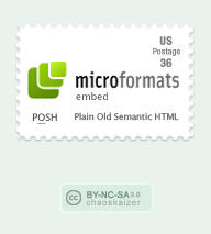 Spread Microformats Stamp by chaos-kaizer