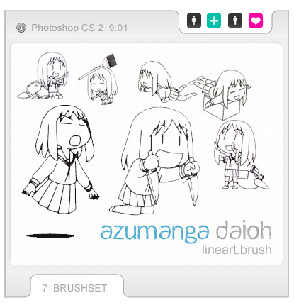 Azumanga Daioh by chaos-kaizer