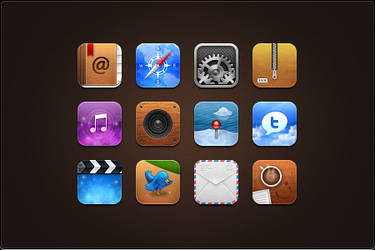 Astra iPhone Theme Release